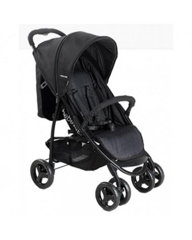 Silla de paseo Nonna Circles Negra de Bebé Due