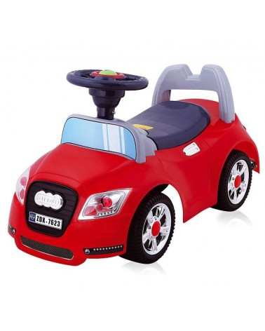 ANDADOR COCHE RIDE ON CAR ADI BLANCO CHIPOLINO