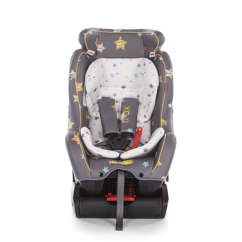 Silla de coche 0 1 2 trax stars graphite de chipolino for Sillas de coche 0 1 2 3