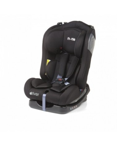SILLA AUTO 0-1-2 DRIVER NEGRA DE NURSE