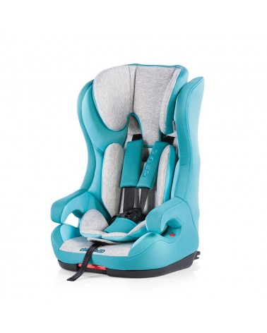 Silla auto Isofix Cruz grupo 1-2-3 Chipolino Blue Angel
