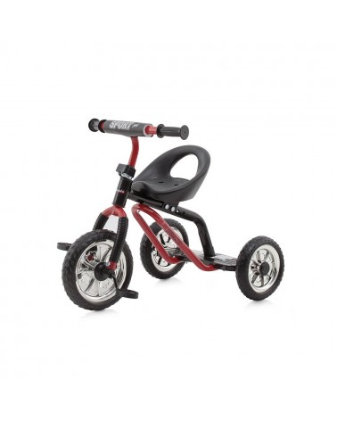 Triciclo infantil Rojo de Chipolino