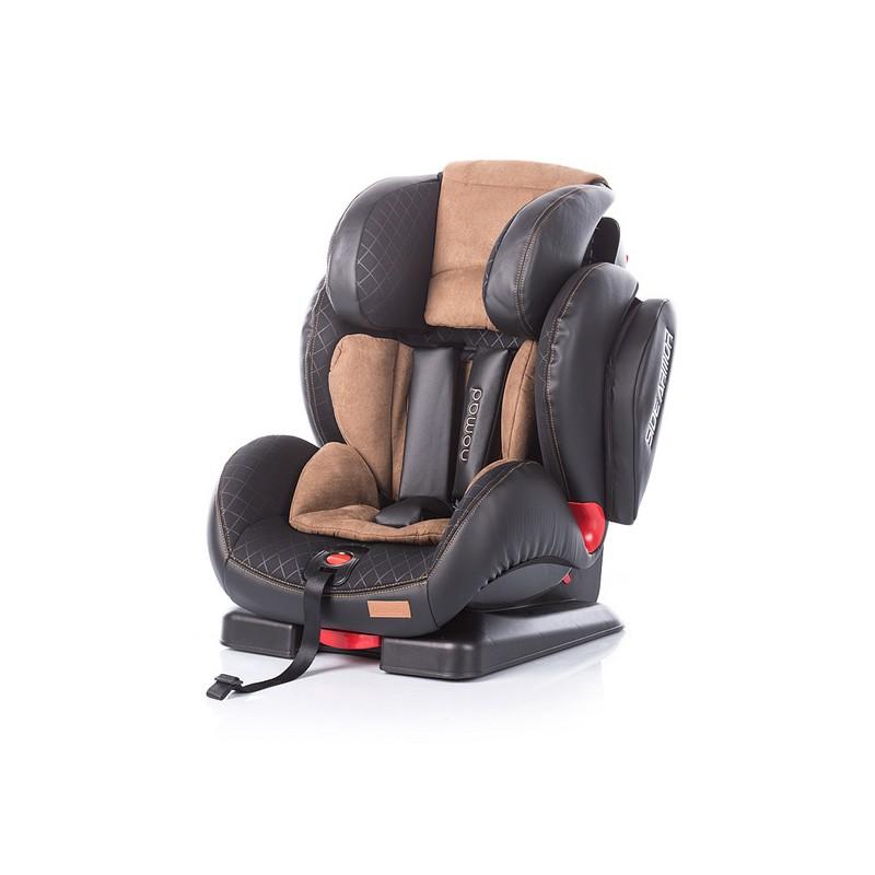 Silla de coche grupo i ii iii nomad black - Altura para ir sin silla en el coche ...