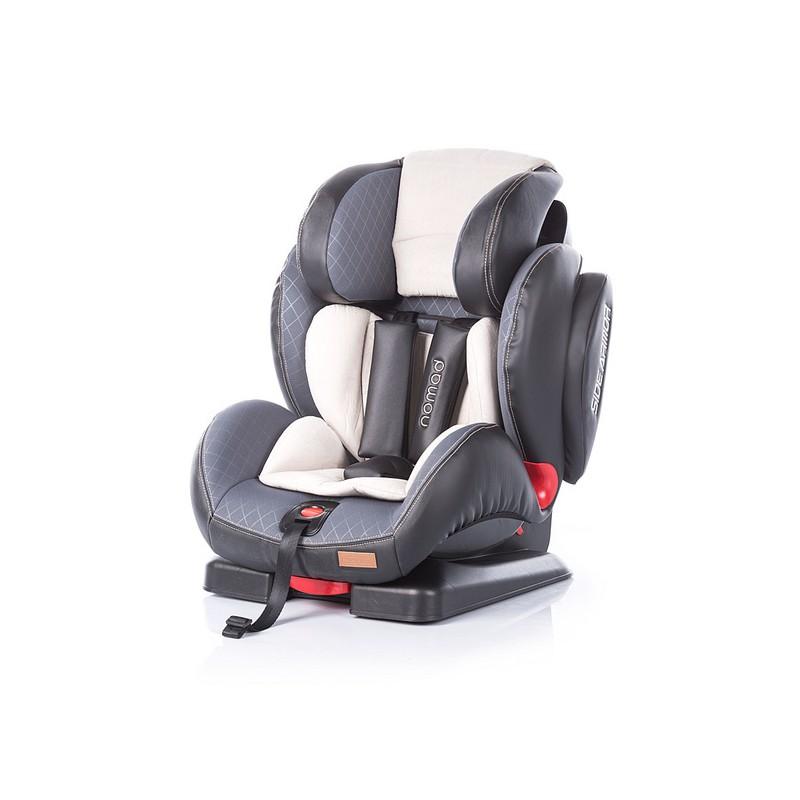 Silla de coche nomad graphite - Altura para ir sin silla en el coche ...