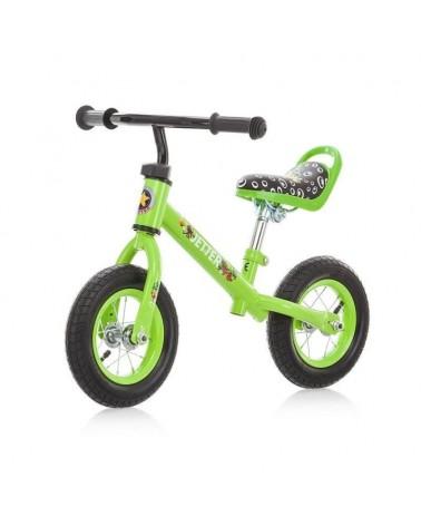 Bicicleta para niños Chipolino Jetter Green