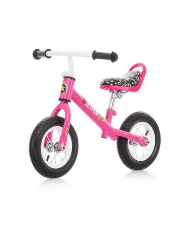 Bicicleta para niños Chipolino Jetter Pink