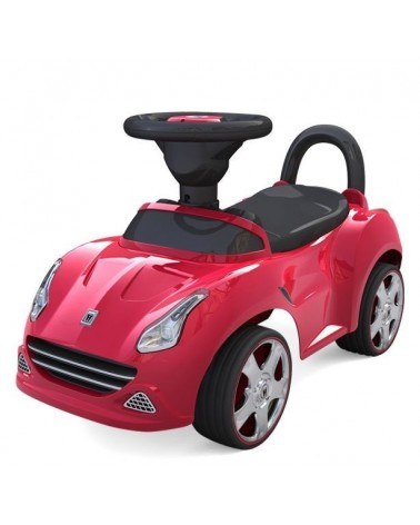 ANDADOR COCHE RIDE ON CAR RAFFY AZUL CHIPOLINO