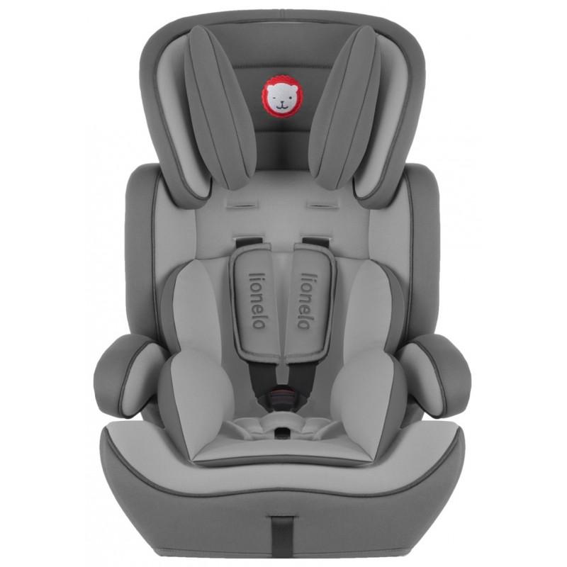 Lionelo silla de coche levi plus grey grupo 1 2 3 - Silla de coche grupo 1 2 ...
