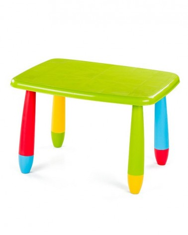 MESA PARA NIÑOS RECTANGULAR GREEN DE CHIPOLINO