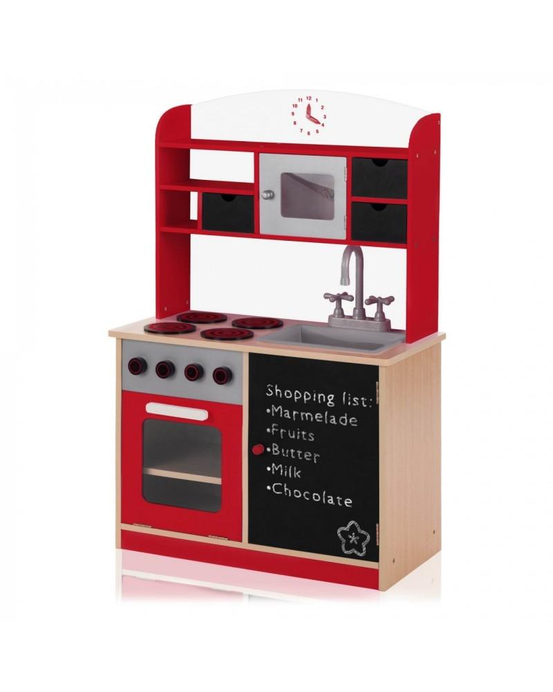 Cocina de juegos para ni os con pizarra mila baby vivo for Cocina creativa para ninos