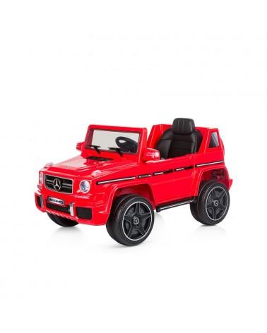 COCHE SUV MERCEDES BENZ G63 ROJO