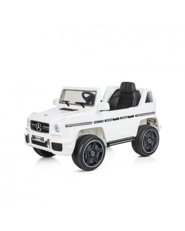 COCHE SUV MERCEDES BENZ G63 BLANCO DE CHIPOLINO