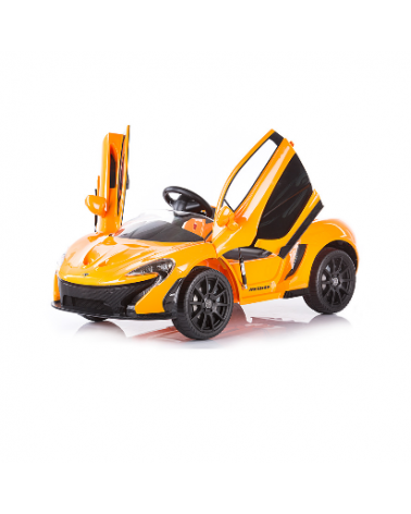 COCHE TELEDIRIGIDO MCLAREN P1 ORANGE CHIPOLINO