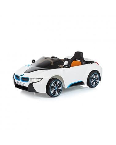 COCHE ELÉCTRICO BMW i8 CONCEPT BLANCO DE CHIPOLINO