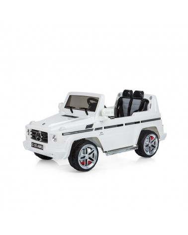 MERCEDES BENZ SUV G55 WHITE DE CHIPOLINO