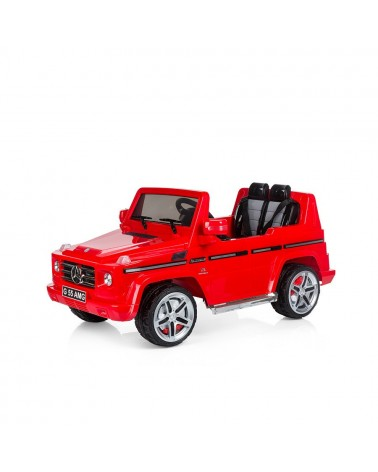 MERCEDES BENZ SUV G55 RED DE CHIPOLINO