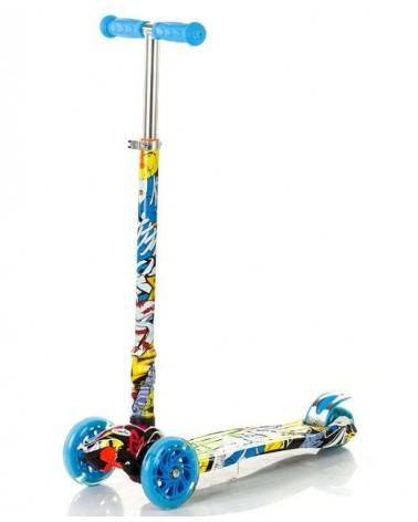 PATINETE CROXER BLUE DE CHIPOLINO