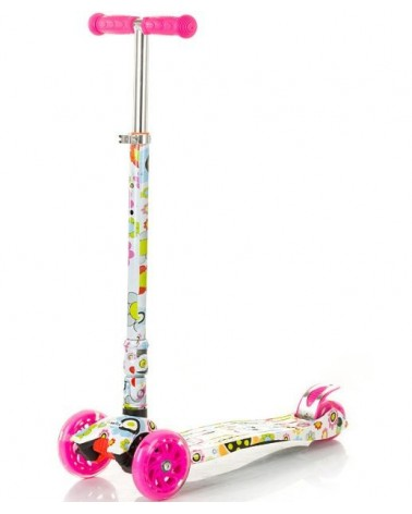 PATINETE CROXER FLOWERS DE CHIPOLINO